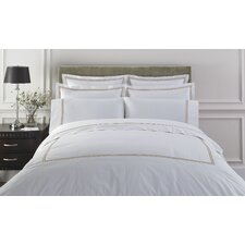 <strong>Kassatex Fine Linens</strong> Letto Studio Bedding Double Duvet Cover Collection