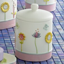 Bambini Garden Party Cotton Jar