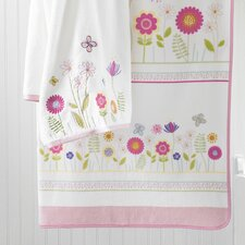 Bambini Garden Party Printed Bath Towel (Set of 6)