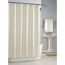 <strong>Kassatex Fine Linens</strong> Parisian Polyester Shower Curtain