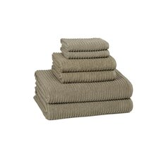 Urbane 6 Piece Towel Set