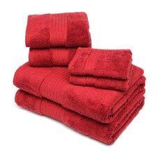 Kassasoft 6 Piece Towel Set