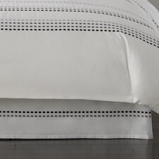 <strong>Kassatex Fine Linens</strong> Letto Studio Bedding 300 Thread Count Bed Skirt