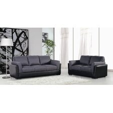 Willow Sofa and Loveseat Set