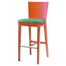 "<strong>New Spec Inc</strong> 30.71"" Bar Stool with Cushion"