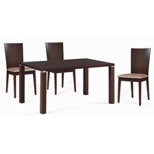 Cafe-51 Broadway 5 Piece Dining Set