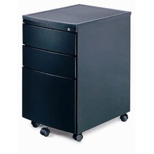 3-Drawer Mobile MP-02 File Cabinet