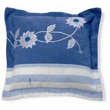 Embroidery Flower Pillow