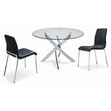 <strong>New Spec Inc</strong> Cafe 5 Piece Dining Set