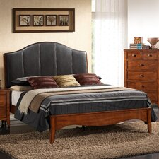 <strong>New Spec Inc</strong> Auckland Queen Panel Bed