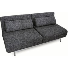 <strong>New Spec Inc</strong> Fabric Convertible Sofa