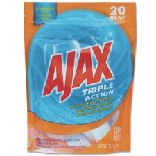 Triple Action Automatic Dishwasher Detergent (Set of 20)