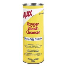 <strong>Ajax</strong> Oxygen Bleach Powder Cleanser Canister