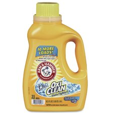 Fresh OxiClean Concentrated Liquid Laundry Detergent