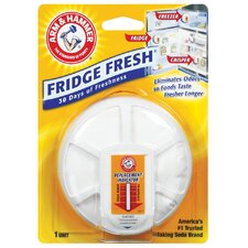 <strong>Arm & Hammer®</strong> Fridge Fresh Baking Soda Disc