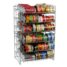 Six Shelf Canrack