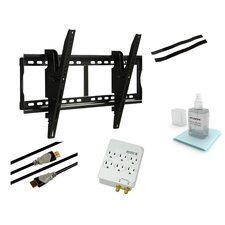 "Tilt/Swivel Wall Mount for 37"" - 70"" Flat Panel Screens"