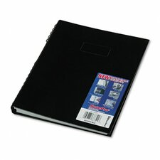 Note Pro Business Notebook, College Rule, Letter, White