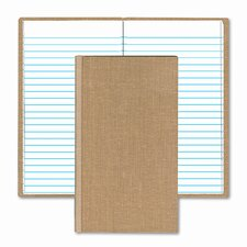 Handy Size Bound Memo Book, Ruled, 4-3/8 x 7, WE, 96 Sheets/Pad