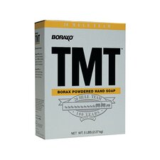 TMT Powdered Hand Soap Unscented Powder Box