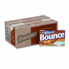 <strong>Bounce</strong> Bounce Fabric Softener Sheets, 25 Sheets per Box, 15/carton