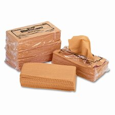 Stretch 'n Dust Dusters, Cloth, 23-1/4 x 24, Orange/Yellow, 20/Bag, 5/carton