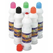 Sponge Paint (Set of 6)