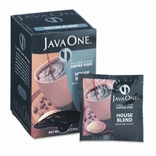Single Cup Coffee Pods, House Blend, 14 Pods/Box