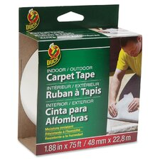 "1.88"" x 25 Yards Carpet Tape"