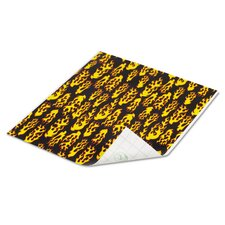 "10"" x 8.5"" Flames Tape Sheet (Set of 12)"