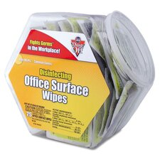Disinfecting Surface Wipe Office Share Pack
