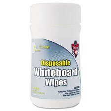 <strong>Dust-Off®</strong> Disposable White Board Wipes