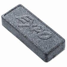 Dry Erase Board Eraser, Soft Pile, 5 1/8w x 1 1/4h