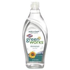Naturally Derived Dishwashing Liquid (Set of 12)