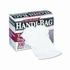 Super Value Pack Trash Bags, 100/Box