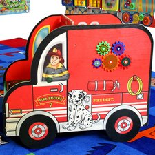 Fire Engine Activity Center Game