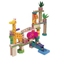 Jungle Marble Maze
