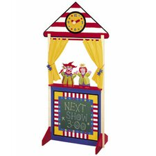 <strong>ALEX Toys</strong> Floor Standing Puppet Theater with Clock