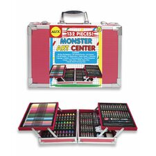 Monster Art Supply Center Set