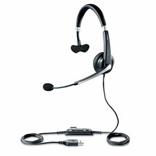 Uc Voice 550 Monaural Over The Head Corded Headset