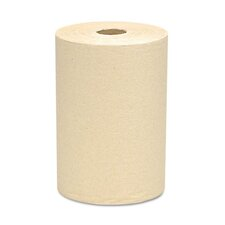 Kimberly-Clark Professional Scott Fiber Hard 1-Ply Paper Towel - 12 Rolls