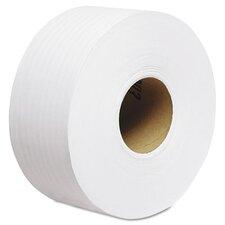 Kimberly-Clark Professional Scott Fiber Jrt Jr. 1-Ply Toilet Paper - 12 Rolls