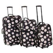 Tokyo 3 Piece Luggage Set