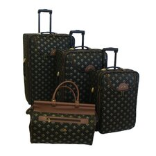Lyon 4 Piece Luggage Set