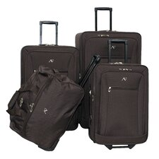Brooklyn 4 Piece Luggage Set