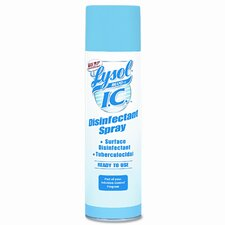 Brand I.C. Disinfectant Spray, 12 19 Oz Aerosol Cans/Carton