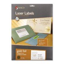 Foil Laser Seals