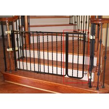 "10.5"" Extension for Wrought Iron Décor Gate"