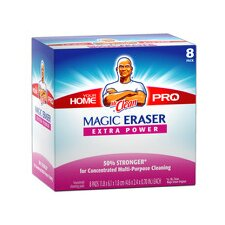 Home Pro Extra Power Magic Eraser (Set of 8)