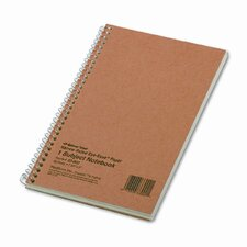 Subject Wire bound Notebook, 80 Sheets